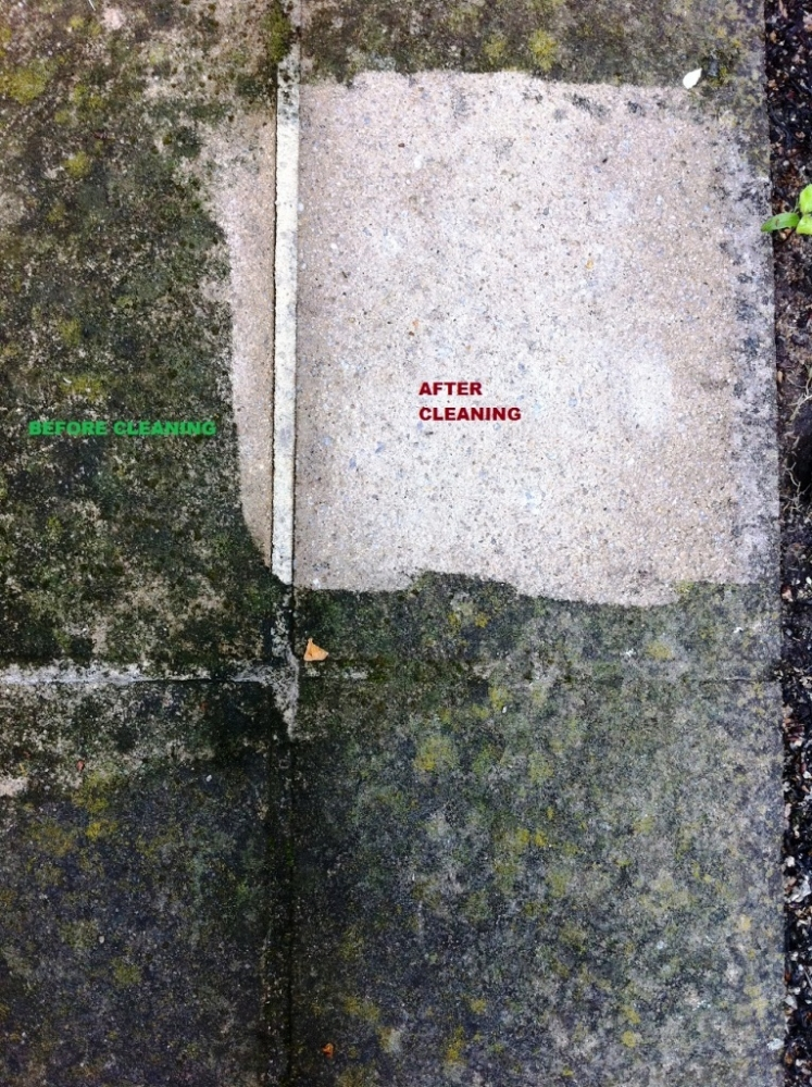 OUTDOOR TILE CLEANING 1