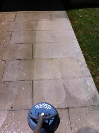 sandstone tile cleaning brighton