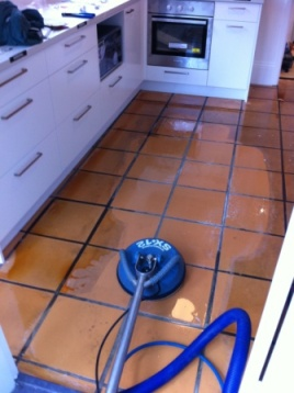 teracotta tile cleanign melbourne